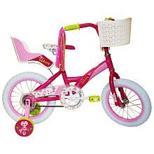 It's still a little early for bike shopping but I am totally getting her a Lalaloopsy bike when the time comes. CUTE!