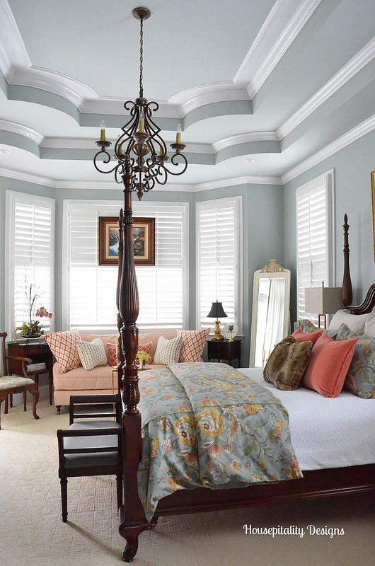 522 curated southern style ideas by asmith099 Master bedroom ceiling colors