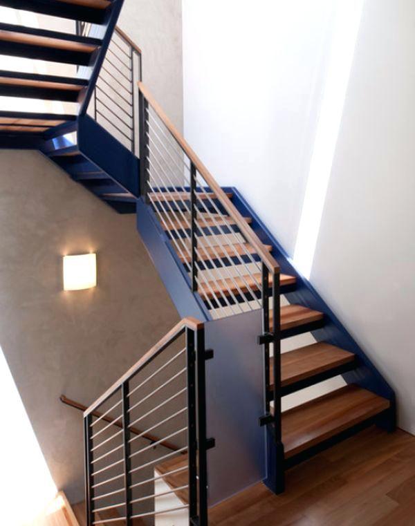 Modernes Treppengelander Interieur Designs Holz Treppe Hauser