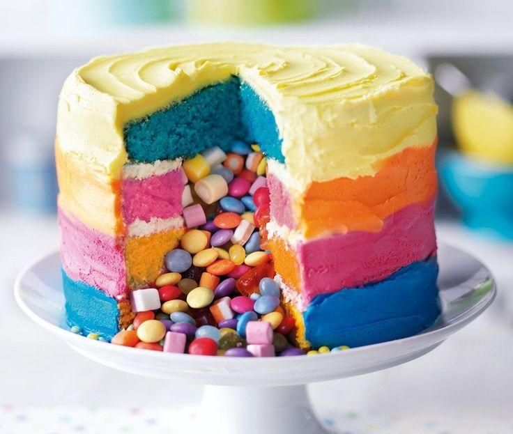 Large chocolate cake asda cake birthday cake toppers