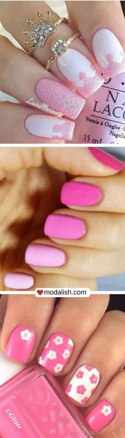 95 Beautiful and Stylish Nail Art Ideas