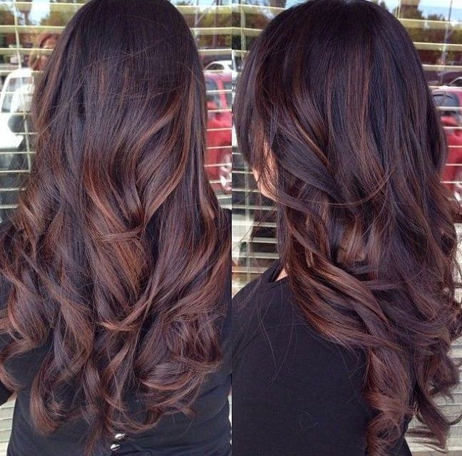 31 Copper Brunette Hair Color Ideas For This Spring 2019 Hair