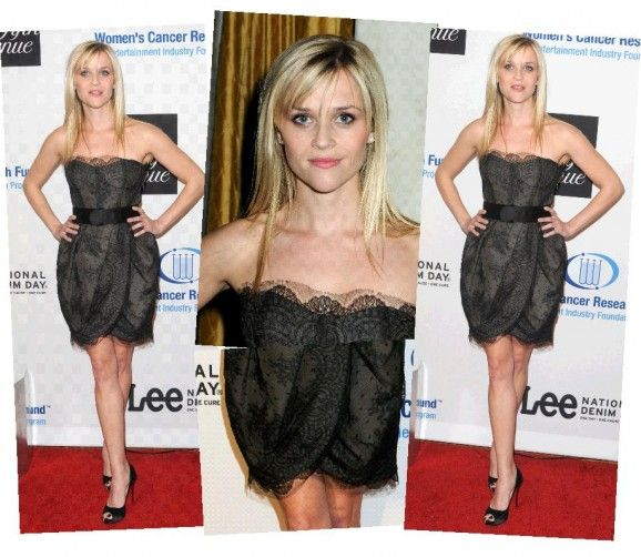 Look da Semana - Reese Whitherspoon - Fashionismo