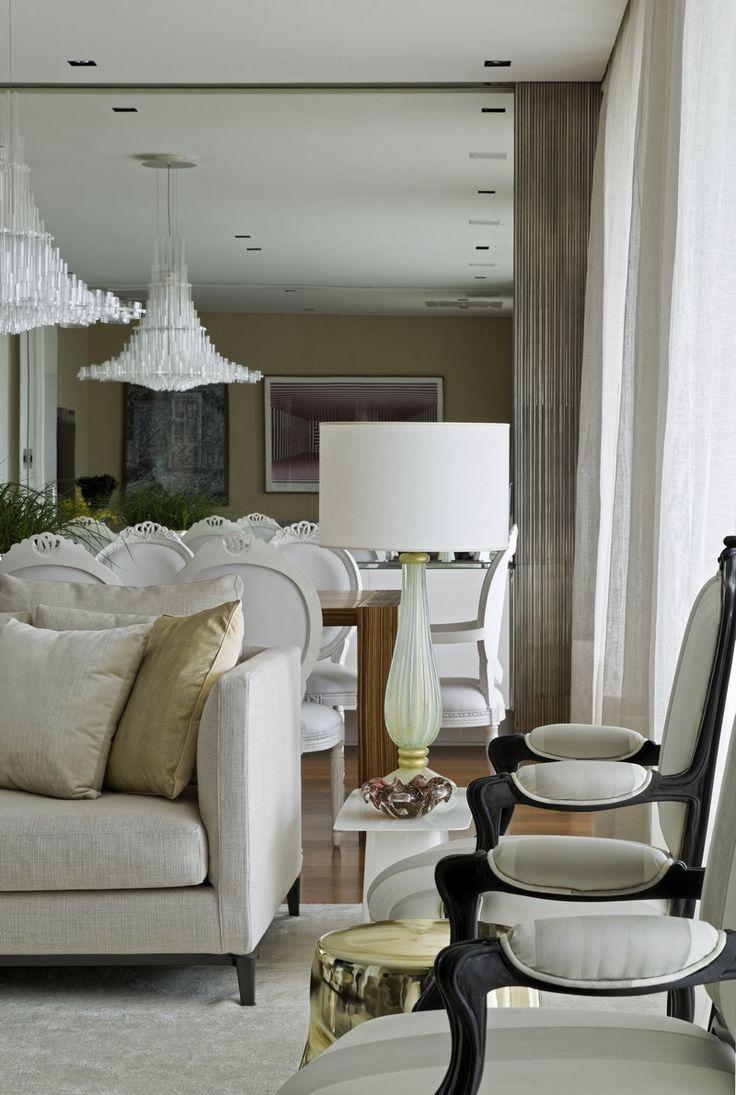 Charmant Das Zeitlose Charisma Vom Modernen Apartment Design ...