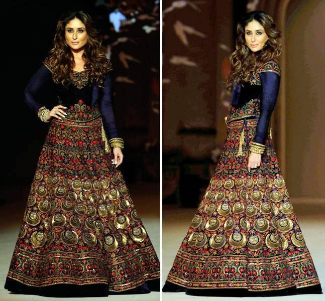 What do you guys think about this gorgeous Rohit Bal creation?