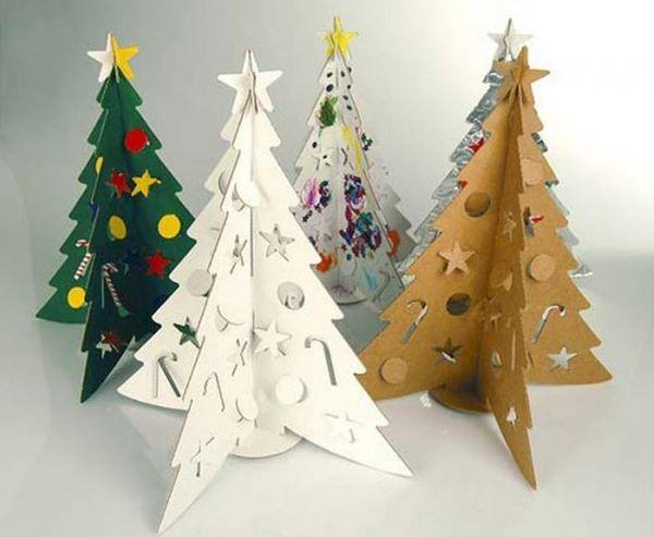 Top 10: árvores de Natal mais criativas feitas de materiais reciclados - Ideias Green