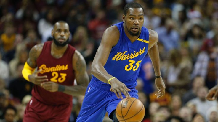 Warriors' Kevin Durant says NBA report throws officials under bus