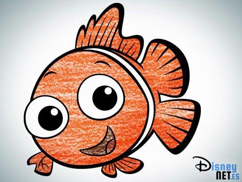 Dibujo de Nemo