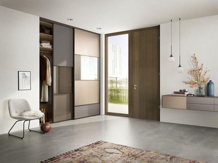 drzwi S1200, regał Legno