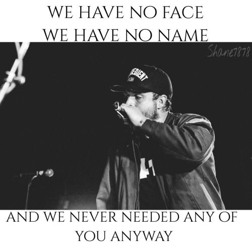 Stick To Your Guns | Nobody