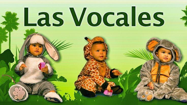 La Cancion de las Vocales | Bebes Disfrazados | Videos Infantiles | Baby...