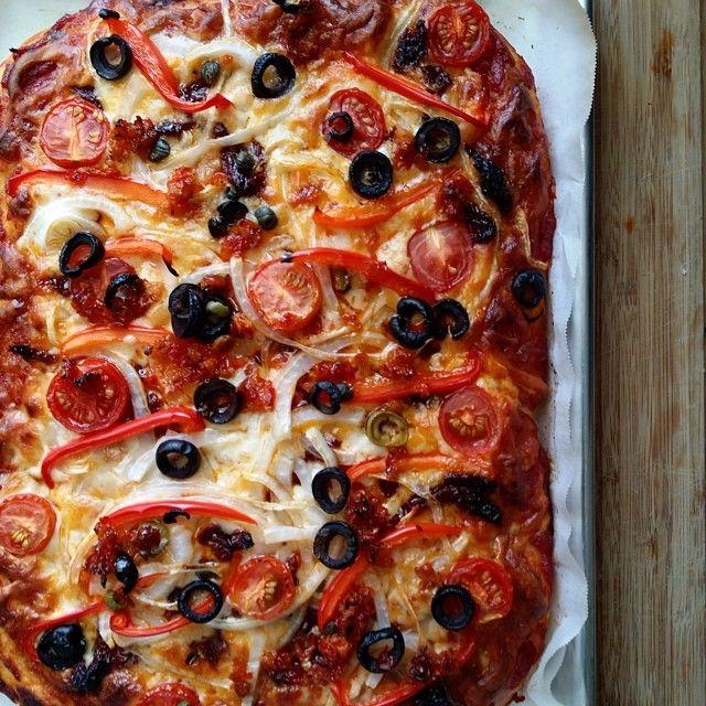 It's pizza night!