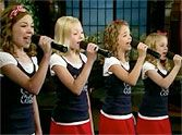 Cactus Cuties Beautifully Sing the National Anthem - Happy 4th of July!