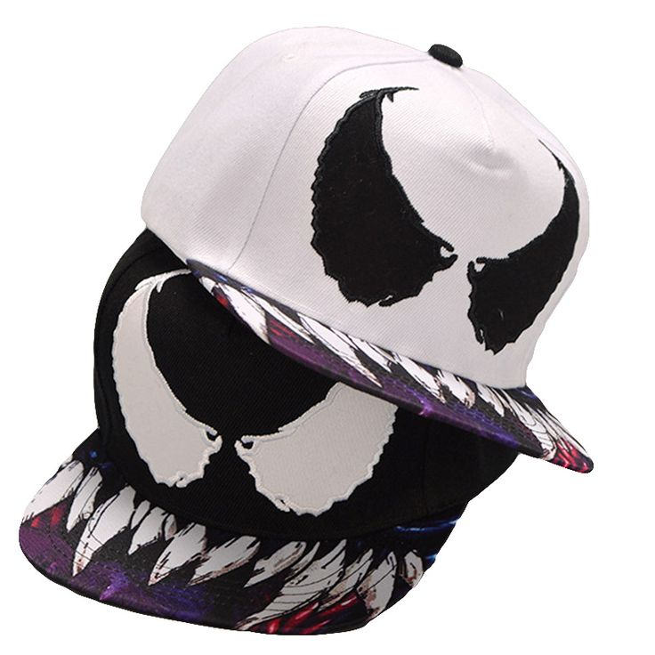 Cool Eyebrow Design Unisex Baseball Caps For Women Hot Selling Men Hip Hop Snapback Caps AD003