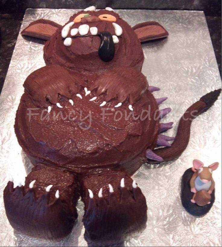 The Gruffalo Cake Party Time Party Cakes Birthday
