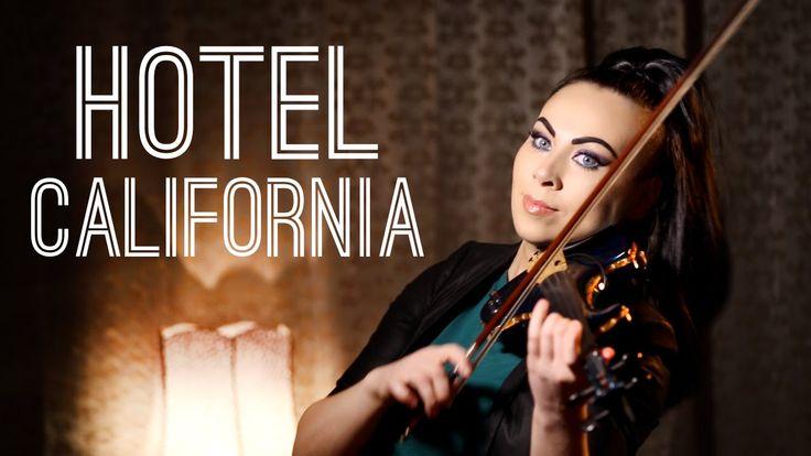 Hotel California - Eagles (Cristina Kiseleff Violin Cover)