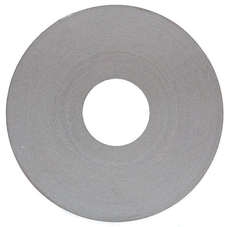 13/16 in. x 250 ft. White Melamine Edgebanding with Hot Melt Adhesive-03white - The Home Depot