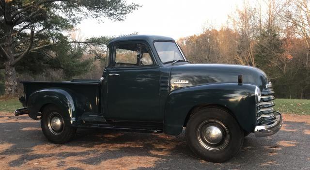 3100 1953 In 2020 Chevrolet 3100 Classic Trucks Classic Pickup Trucks