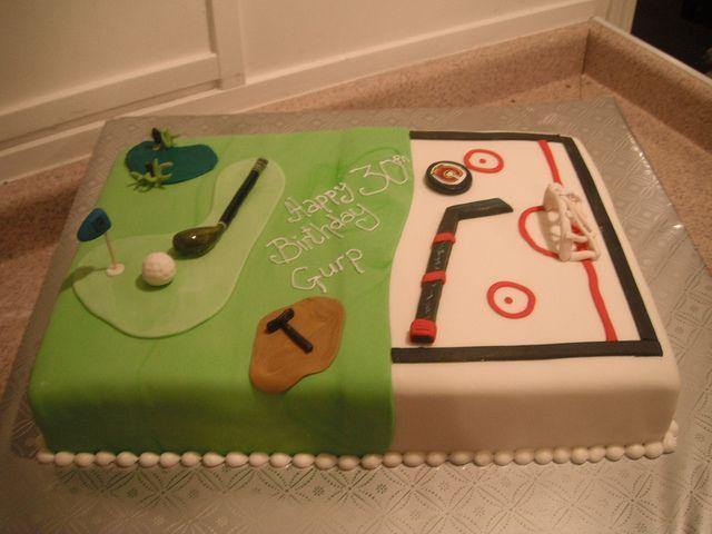 185 best Gateau sport images on Pinterest Birthdays Anniversary