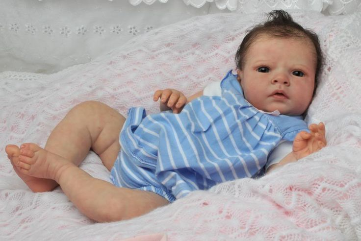 Forever Wee Ones~ Beautiful Reborn baby /Jacqueline (Sculpted by the very talented Reva Schick)