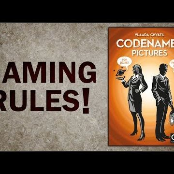 Codenames Pictures: a game of mystery, words, pictures, and spies. Available at Gamer's Hollow today.  The YouTube Channel Gaming Rules made a fun video explaining the Codenames gameplay. Check it out at the link below! https://www.youtube.com/watch?v=gP5j9n7WJ5k #tablet #smartphone #android #windows #3dprinting #gaming
