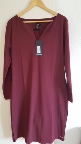 f9c7580fe02424 Prachtige nieuwe travelstof jurk van twenty5 amsterdam met kaartjes t.w.v.  € 109