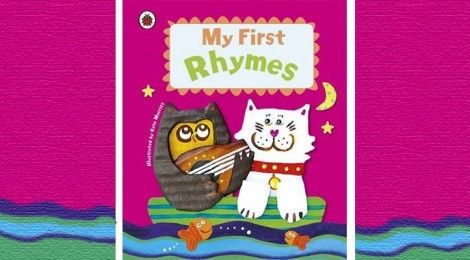 """My First Rhymes – Ladybird – """"the basics""""  Review by #MammaLoSa"""