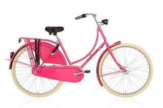 I'd ride a bike more if I had this one.