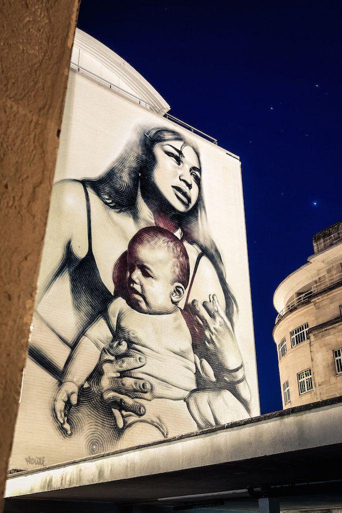 Nelson Street, Bristol City Centre   30 Jaw-Dropping Pieces Of Bristol Street Art