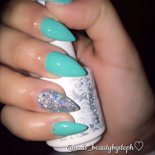 Nails Just Look Better With A Diamond Ring On Your Finger: 1000+ Ideas About Nails Turquoise On Pinterest