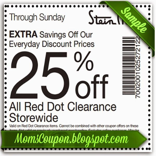 image about Stein Mart Printable Coupons identified as Steinmart retail outlet discount coupons - Check out ancestry free of charge weekend