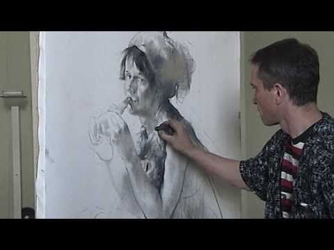 "Nikolai Blokhin. Master Class - picture ""buffoon"" - YouTube"