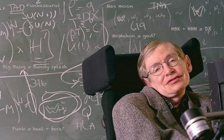 Stephen Hawking believes that Humanity have 1000 years left on the Earth