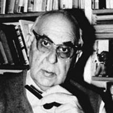 Giorgos  Seferis, 1900-1971. He was one of the most important Greek poets of the 20th century, and a Nobel laureate. He was also a career diplomat in the Greek Foreign Service, culminating in his appointment as Ambassador to the UK, a post which he held from 1957 to 1962.