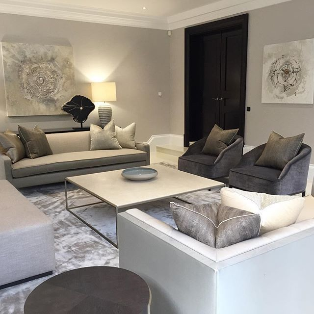 Sophie Paterson Interiors  Another preview of the Wentworth project which is now complete except for some snagging. The client wanted a pared back contemporary look wi...