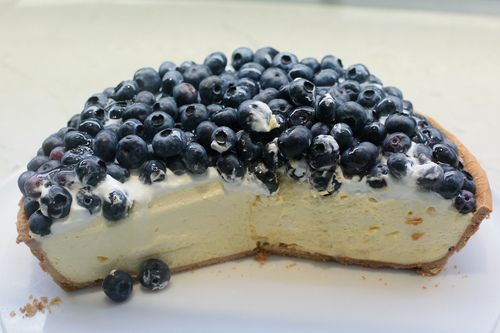 ♥♥♥: Fish Recipes, Dinners Recipes, Blueberries Cakes, Baking Recipes, Famous Recipes, Cheesecake Nom, Delicious Recipes, Gluten Free Recipes, Blueberries Cheesecake