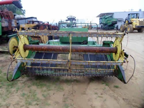 John Deere Tractor Salvage Yards : John deere hay equipment p salvaged for used parts