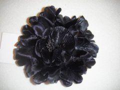 Flower 2 - Black