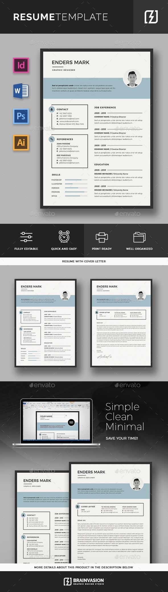 military resume format%0A Resume Template
