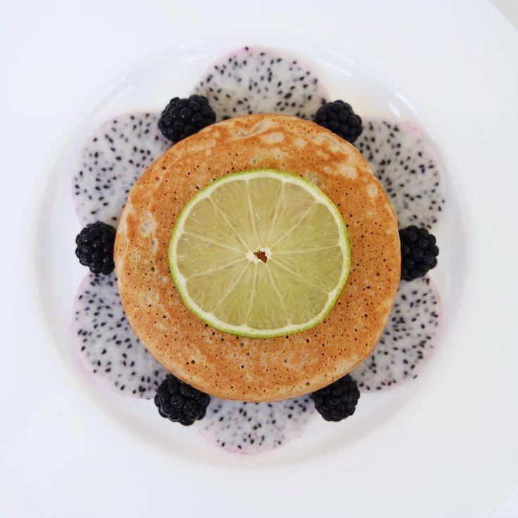 Fluffy zucchini pancakes/Nadýchané cuketové lievance