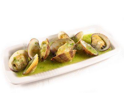 Receta de almejas en salsa verde | EROSKI CONSUMER