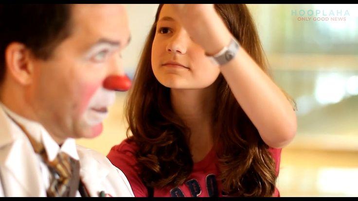 Clown Doctors Help Heal with Humor