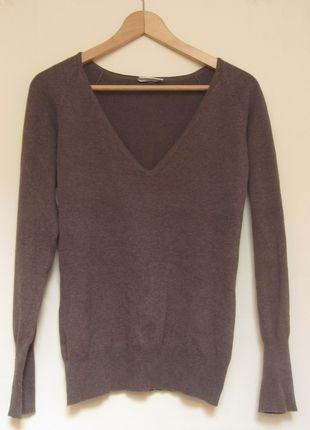 Kup mój przedmiot na #vintedpl http://www.vinted.pl/damska-odziez/swetry-z-dekoltem-v/8979661-sweter-ca-z-dekoltem-v