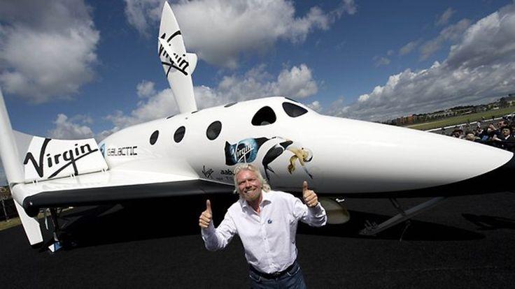 10 Pertanyaan Untuk Calon Pengusaha Dari Richard Branson