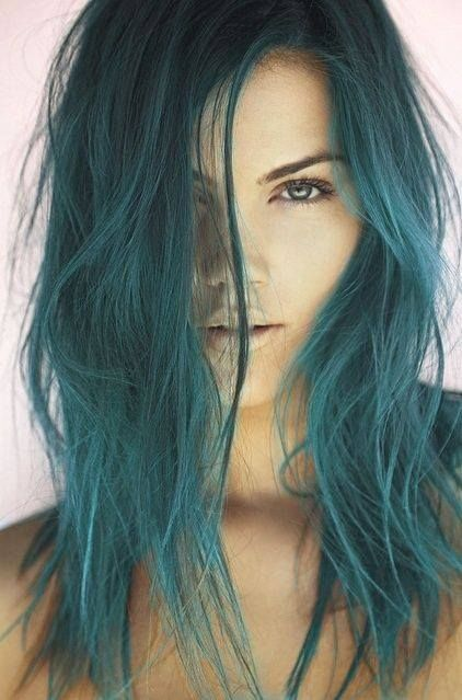 Colorful Hair /Uncommon