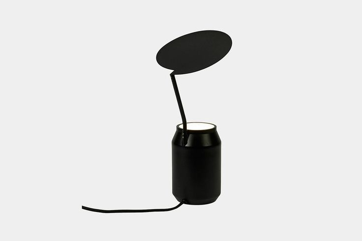 LENS TABLE LAMP