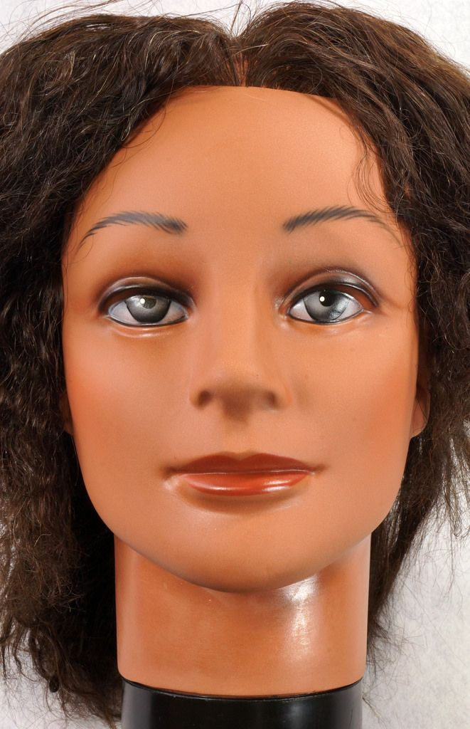 Vintage Curly Hair Stunning Woman Mannequin Shop Display Female with Swivel Mount To see the Price and Detailed Description you can find this item in our Category Vintage Shaving on eBay: http://stores.ebay.com/tincanalley1/Vintage-Shaving-/_i.html?_fsub=19469286018  RD15130