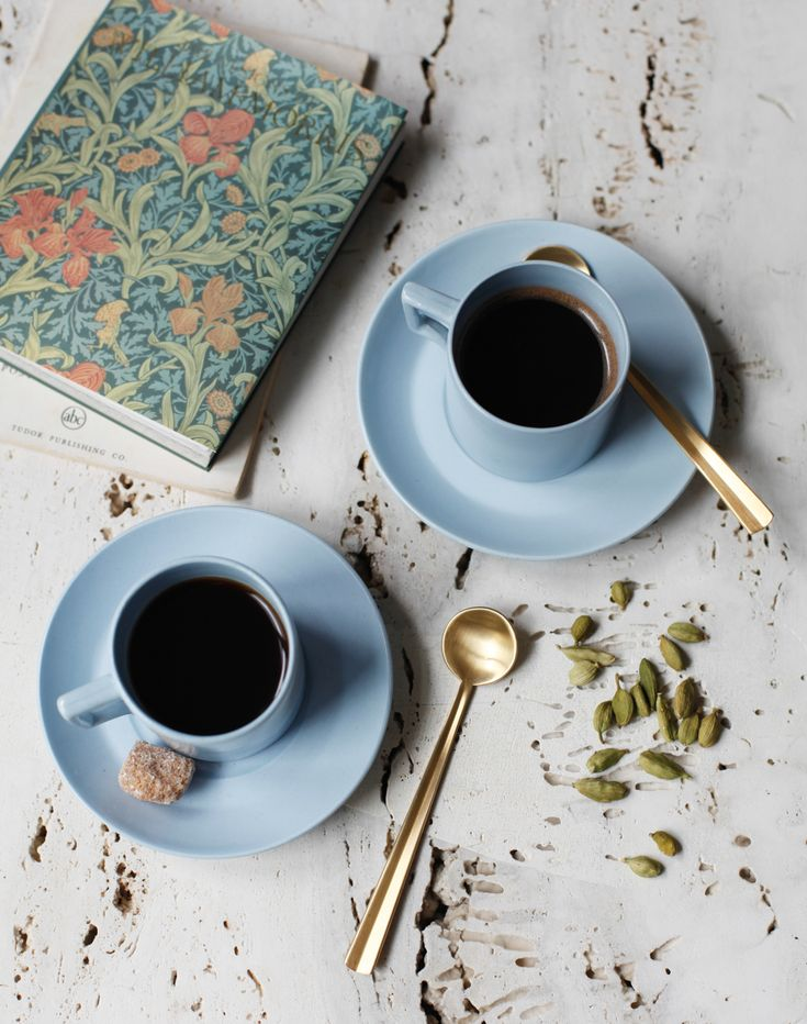Cardamom Coffee by Diana Yen | Kinfolk