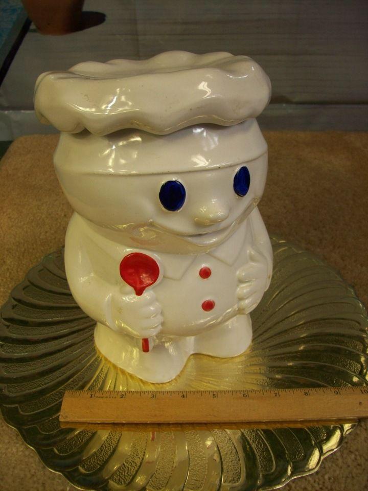 Vintage McCoy Pillsbury Dough Boy Cookie Jar (609)