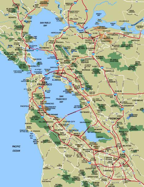 Silicon Valley Road Trip*